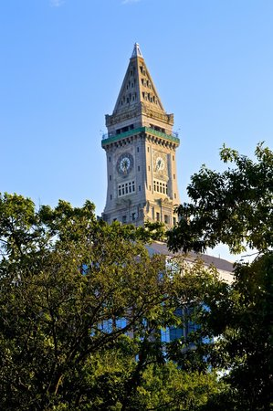 Boston Marriott Long Wharf : Clock Tower