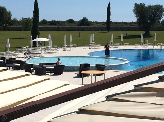 Acaya Golf Resort & Spa: una delle piscine
