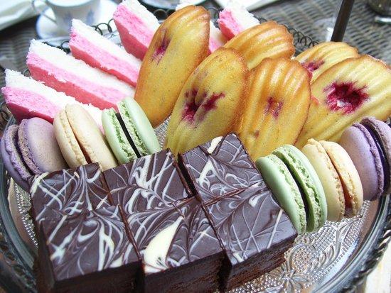 Hotel du Vin & Bistro: Pastry Selection
