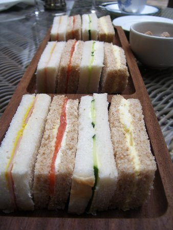 Hotel du Vin & Bistro: Sandwich Selection