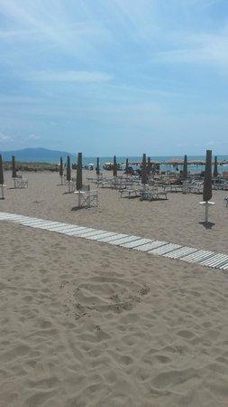 Oleandri Resort Paestum - Hotel Residence Villaggio Club : spiaggia