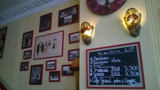 Chez Monsieur Edouard : Intérieur 3