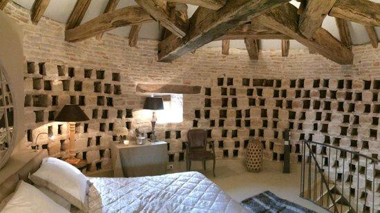 Le Chateau De Courban & Spa : Notre Pigeonnier