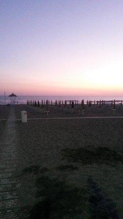 Oleandri Resort Paestum - Hotel Residence Villaggio Club: tramonto
