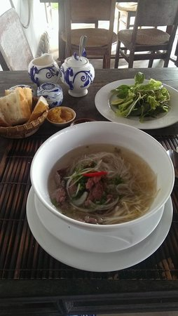 Some Days of Silence Resort & Spa : Breakfast Pho