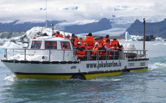 Nordic Visitor Tours - Day Tours: Jokulsarlon with Nordic Visitor