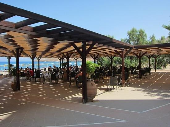 TUI Sensimar Lindos Bay Resort & Spa: Beach Taverna