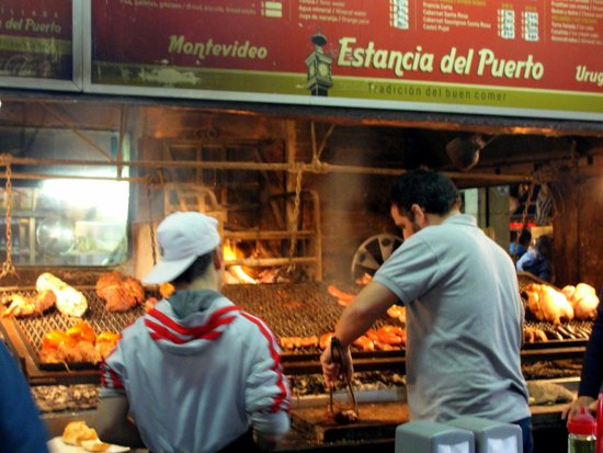 Mercado del Puerto: Mercado