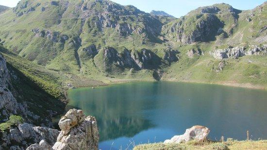 Parque Natural de Somiedo: Lago de la cueva