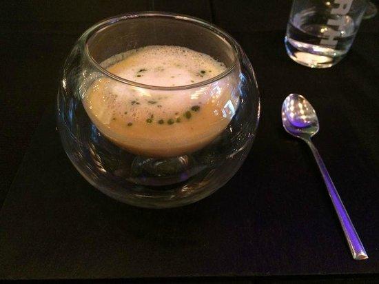 Senses Restaurant: Kerry based soep