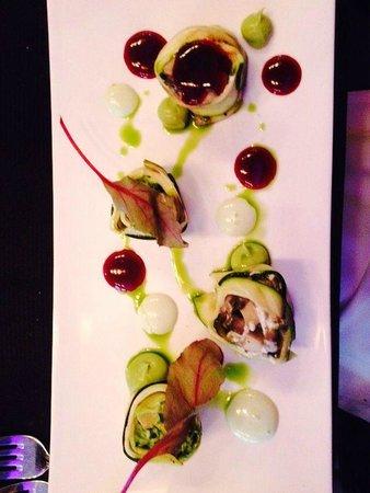 Senses Restaurant: Vegetarisch gerecht