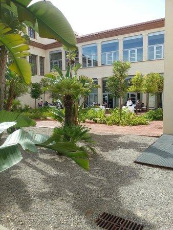 Le Meridien Ra Beach Hotel & Spa: Jardin