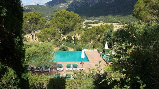 Finca Hotel Son Palou: Pool