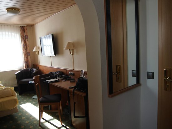 TOP Hotel Goldenes Fass: my room