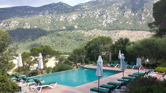 Finca Hotel Son Palou: View from outside