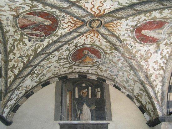 Basilica of Santa Maria di Castello: Фреска