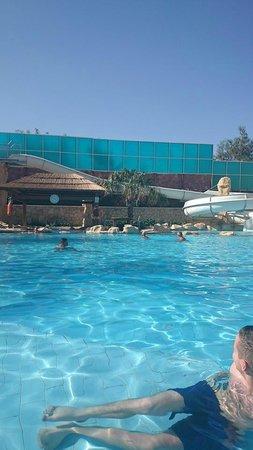 Xperience Sea Breeze Resort: Aqua Pool