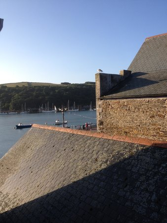 The Galleon Inn : View from Room 6