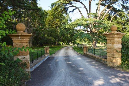 Langford Fivehead: Main Gate
