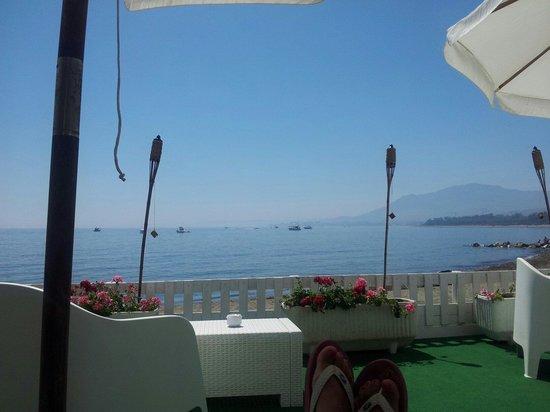 Atalaya Park Hotel & Resort: Chill out con vistas inmejorables