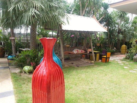 Smile Hua - Hin Resort: un petit coin bien tranquille