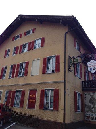 Gasthof-Hotel Waltraud: The Hotel Waltraud in Kochel am See