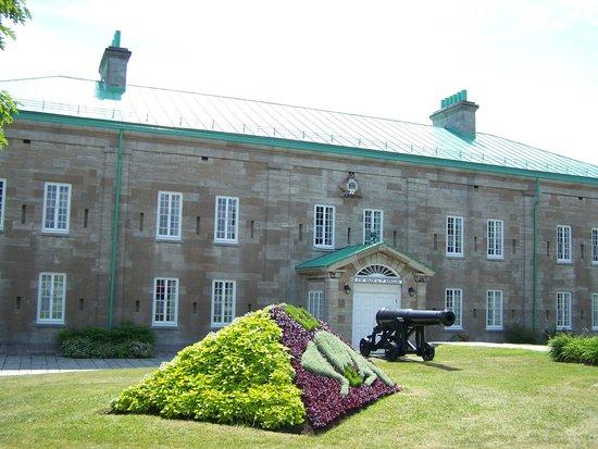 La Citadelle de Québec : L'État Major du 2e Bataillon