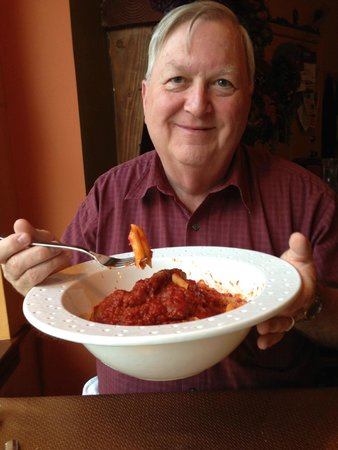 That's Amore: Sunday gravy