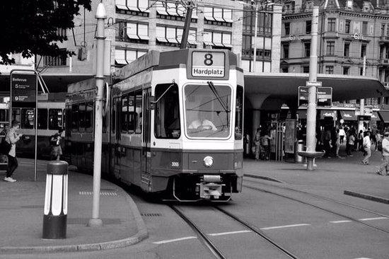 Altstadt: tranvia por la ciudad