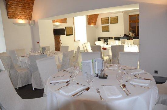 Restaurantbereich Innen Picture Of Hotel Zamek Lubliniec