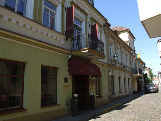 Grotthuss Hotel Exterior 2