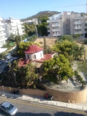 Divani Apollon Palace & Thalasso: Church side view
