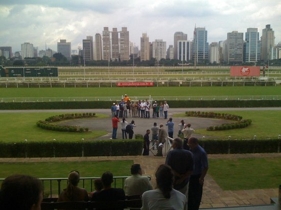 Corrida no jockey club picture of jockey club sao paulo for Puerta 4 jockey club