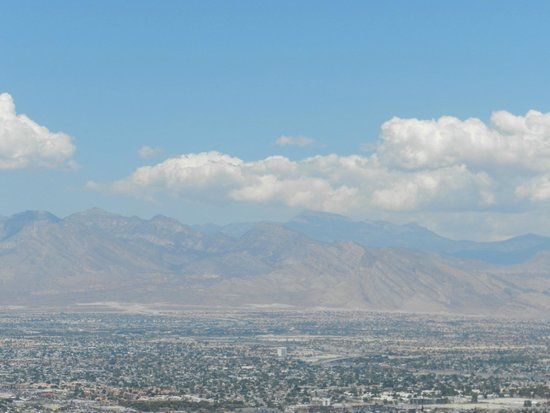 Stratosphere Hotel, Casino and Tower: View from the top of the Hotel Tower.