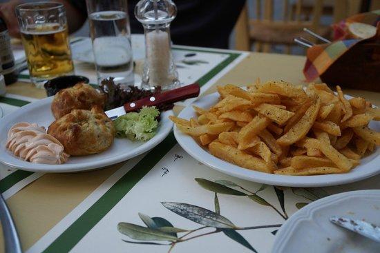 Lithos: fries
