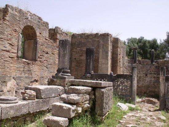 Ancient Olympia: Interior 2