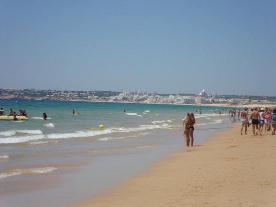 Vila Galé Praia: Local Gale beach