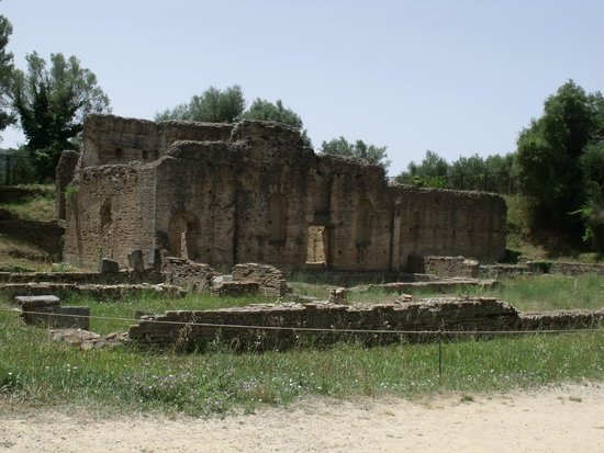 Ancient Olympia: Exterior