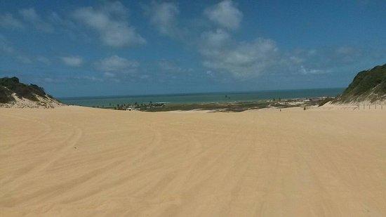 Brasil Tropical Village: Dune di Geripabu
