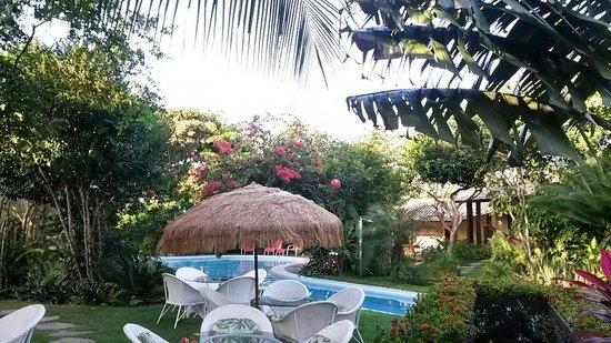 Brasil Tropical Village: Vista della piscina