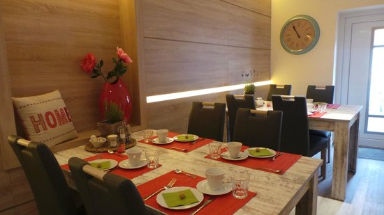 Fewo im Stieg: Frühstücksraum