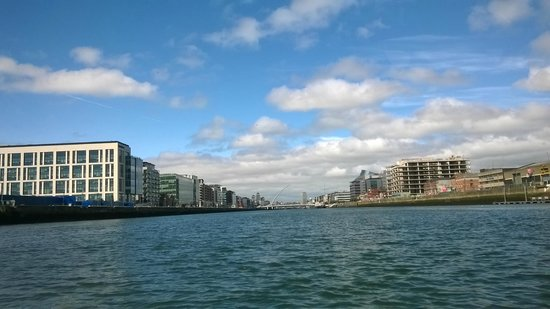 Dublin Discovered Boat Tours: View
