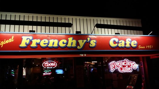 Frenchy's Original Cafe: Frenchys After Dark!