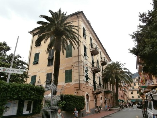Hotel Nazionale: Hotel building