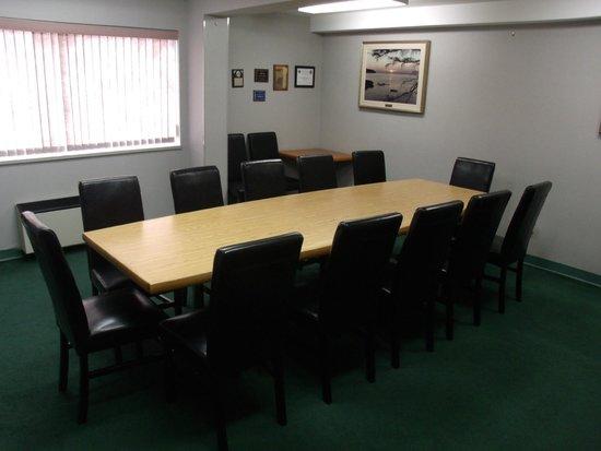 St. Jude Hotel: Meeting Room