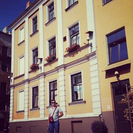 Hostel Knights Court : Отель