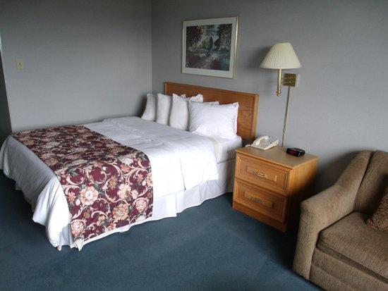St. Jude Hotel: Queen Bed