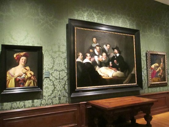 Mauritshuis : The Anatomy Lesson