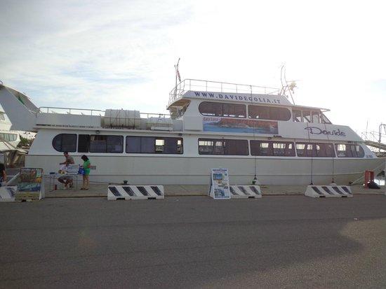 Davide e Golia - Golfo di Orosei Tour : Davide e Golia
