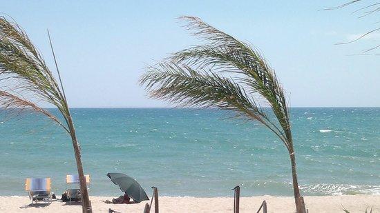 NIRVANA Club Village: vista dalla spiaggia